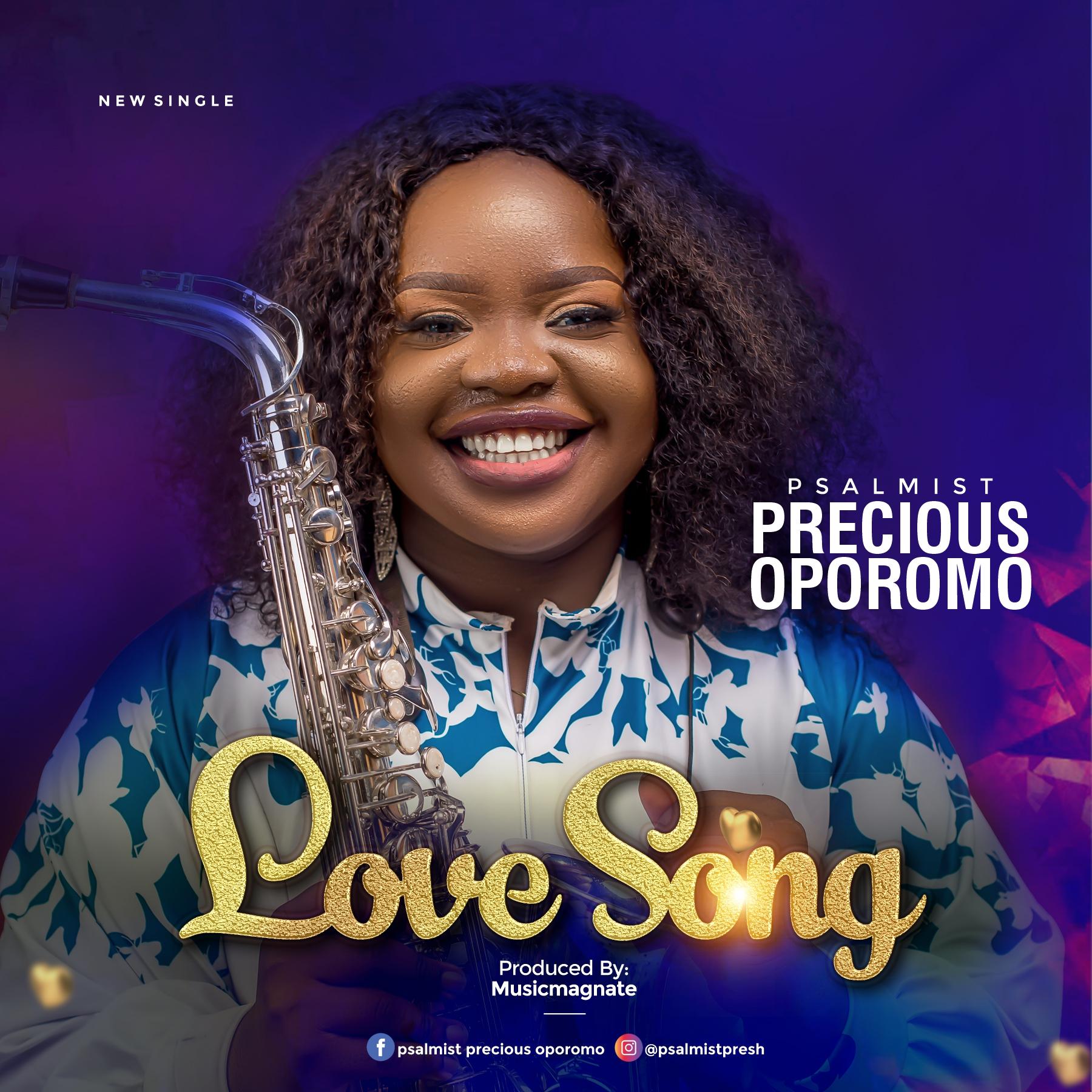 Precious Psalmist Oporo