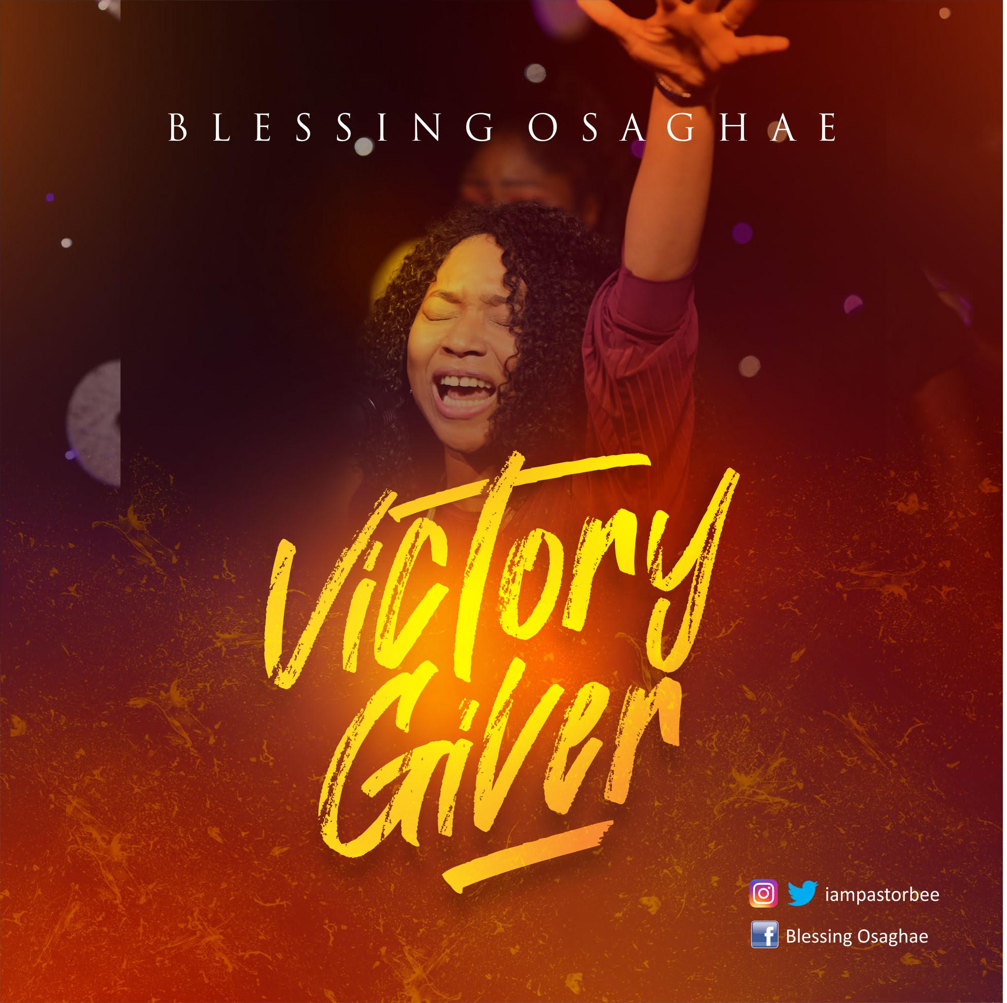 Blessing Osaghae Drops New SIngle '' Victory Giver '
