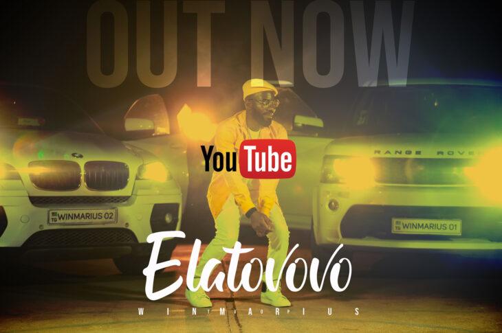 Enjoy new music from Togolese gospel star Winmarius dubbed Elatovovo.