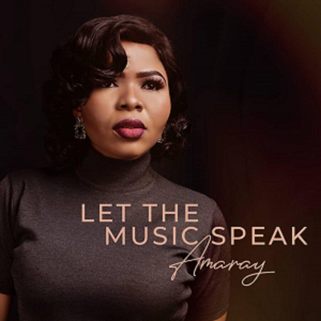 Amaray Drops New Ep ' Let The Music Speak'
