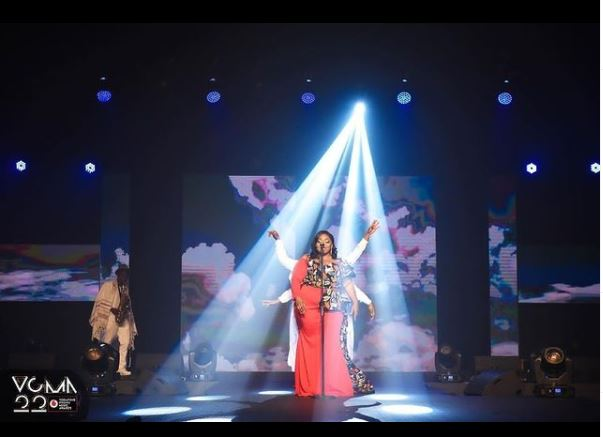 Celestine Donkor Puts Up Stupendous Performance at VGMA Xperience concert