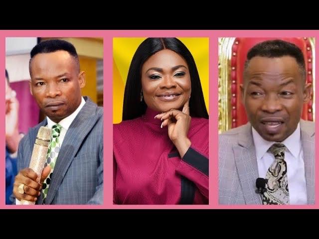 Witchcraft Manipulating Our Leaders in Ghana: Bishop Salifu Amoako tells Maame Grace